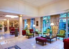 斯坦霍普酒店 - 布鲁塞尔 - 大厅