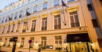 斯坦霍普酒店 - 布鲁塞尔 - 建筑