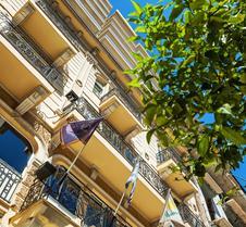 塞萨洛尼基艾德帝国皇宫酒店