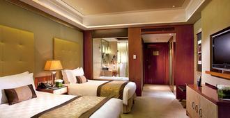 哈尔滨万达索菲特大酒店 - 哈尔滨 - 睡房