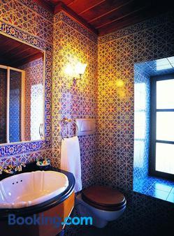 特克里考纳克拉里酒店 - 安塔利亚 - 浴室