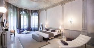帕拉西奥德洛斯帕托斯酒店 - 格拉纳达 - 睡房