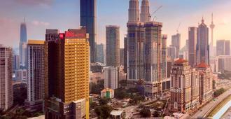 宜必思吉隆坡市中心酒店 - 吉隆坡 - 户外景观