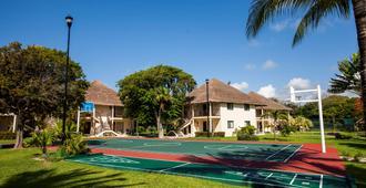 普拉雅卡阿里格罗酒店 - 卡门海滩 - 建筑