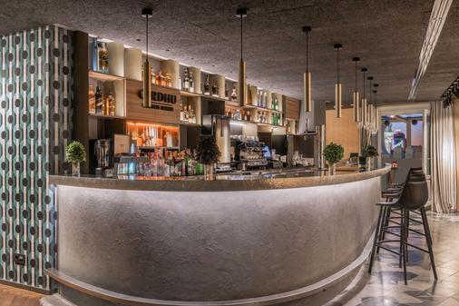 马德里格兰大街乔利酒店 - 马德里 - 酒吧
