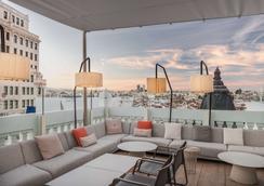 马德里格兰大街乔利酒店 - 马德里 - 露天屋顶