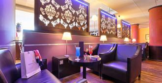巴黎戴高乐机场-维勒班特金色郁金香酒店 - 鲁瓦西昂法兰西 - 酒吧