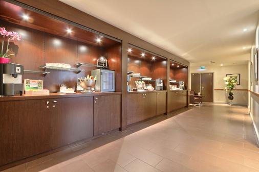 巴黎戴高乐机场-维勒班特金色郁金香酒店 - 鲁瓦西昂法兰西 - 自助餐