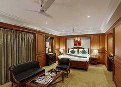 印度阿洼德酒店 - 勒克瑙 - 睡房