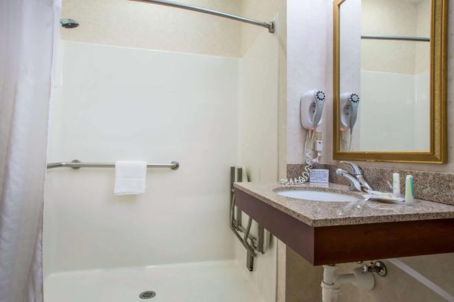 日内瓦湖城东舒适套房酒店 - 日内瓦湖 - 浴室