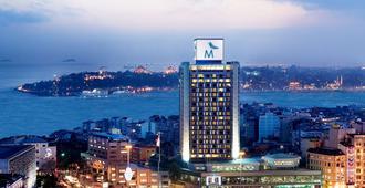 塔克西姆马尔马拉酒店 - 伊斯坦布尔 - 建筑