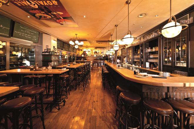 科隆梅西道瑞特酒店 - 科隆 - 酒吧