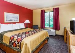阿普尔顿温德姆速 8 酒店 - 阿普尔顿 - 睡房