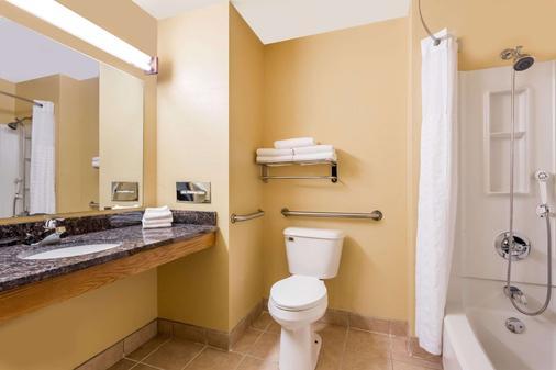 阿普尔顿温德姆速 8 酒店 - 阿普尔顿 - 浴室