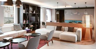科尔马中心诺富特酒店 - 科尔马 - 客厅