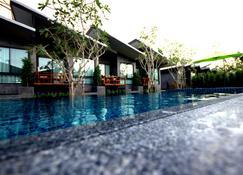 禅精品度假村 - 拜县 - 游泳池