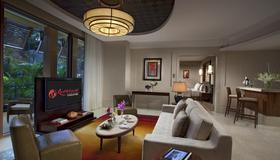 逸濠酒店 - 新加坡 - 客厅