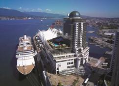 温哥华泛太平洋酒店 - 温哥华 - 建筑