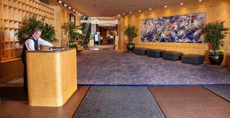 温哥华泛太平洋酒店 - 温哥华 - 大厅