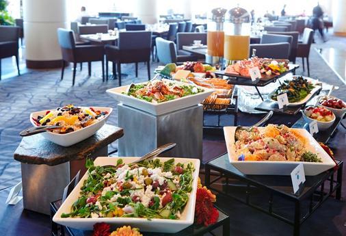 温哥华泛太平洋酒店 - 温哥华 - 食物