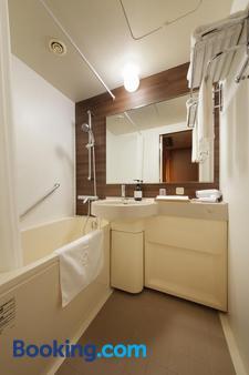 放松酒店及酒吧 - 札幌 - 浴室