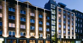 斯图加特瑞拉科萨酒店 - 柏林 - 建筑
