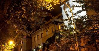 罗莎别墅酒店 - 罗马 - 户外景观