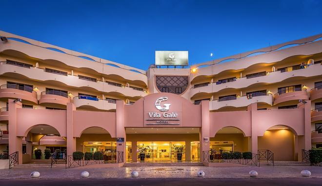 奥拉戈阿维拉嘉乐塞罗酒店 - 阿尔布费拉 - 建筑