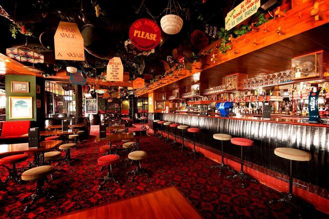 奥拉戈阿维拉嘉乐塞罗酒店 - 阿尔布费拉 - 酒吧