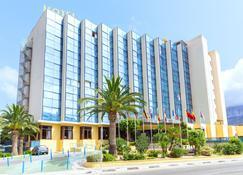 德尼亚港酒店 - 德尼亚 - 建筑