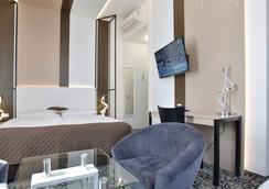 玛霍瓦酒店 - 布拉格 - 睡房