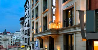 伊斯坦布尔塔克西姆温德姆tryp酒店 - 伊斯坦布尔 - 建筑