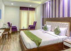 特雷布特莱斯特 SC 住宅酒店 - 昌迪加尔 - 睡房