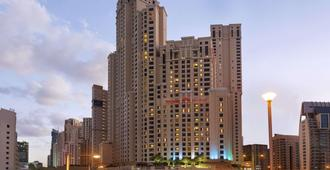 迪拜温德姆霍桑套房酒店 - 迪拜 - 建筑