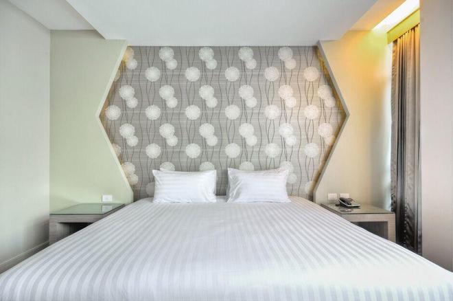 曼谷双旺酒店 - 曼谷 - 睡房