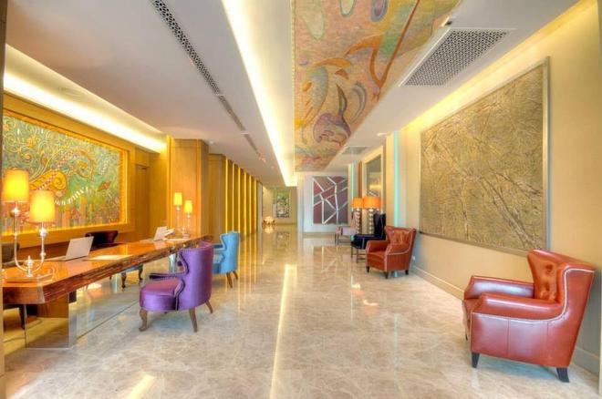 曼谷双旺酒店 - 曼谷 - 大厅
