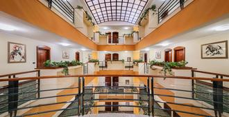 杜布罗弗尼克酒店 - 萨格勒布 - 大厅