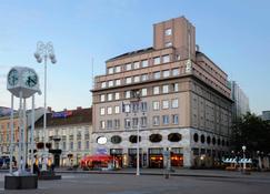 杜布罗弗尼克酒店 - 萨格勒布 - 建筑