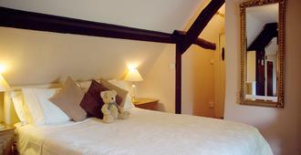 小羊旅馆 - 切尔滕纳姆 - 睡房