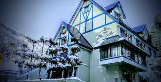 阿鲁米尔旅馆 - 南鱼沼市 - 建筑