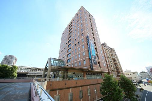 高崎站前阿帕酒店 - 高崎市 - 建筑