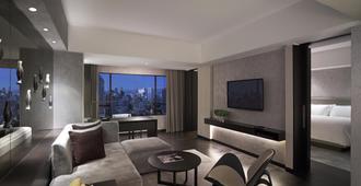 马尼拉新世界酒店 - 马卡蒂 - 客厅