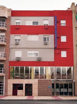 莱加斯皮酒店 - 穆尔西亚 - 建筑