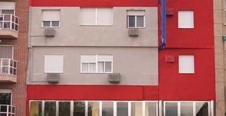 黎牙实比酒店 - 穆尔西亚 - 建筑