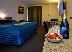 奥古斯塔庭院汽车旅馆 - 奥古斯塔港 - 睡房