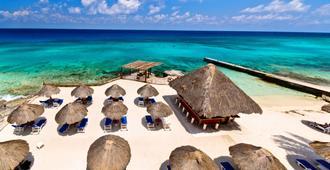 科苏梅尔蓝色海滩度假村 - 科苏梅尔 - 海滩