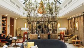 巴黎凡多姆万丽酒店 - 巴黎 - 休息厅