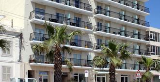 海湾景观酒店&公寓 - 斯利马 - 建筑