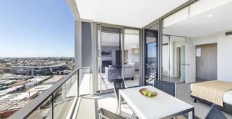 布里斯班米尔顿公寓式酒店 - 布里斯班 - 阳台