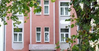 卡洛林格酒店 - 杜塞尔多夫 - 建筑